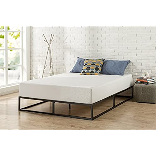 Modern Bed Frame Amazon Com
