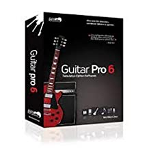 Guitar Pro 6 (bilingual software)