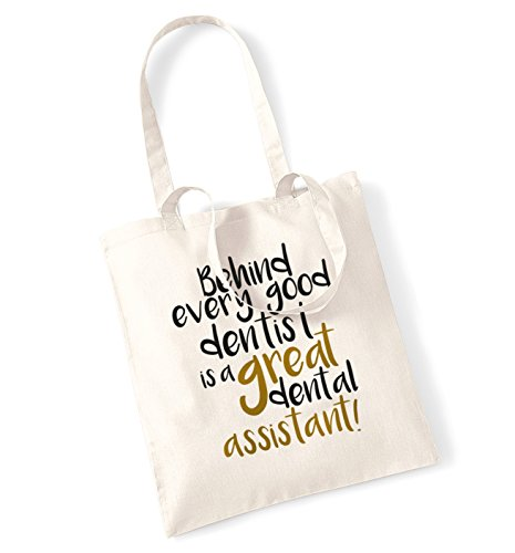 great good a assistant Behind bag is dentist Natural dental tote every FRAcq1yp