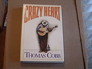 book cover of Crazy Heart