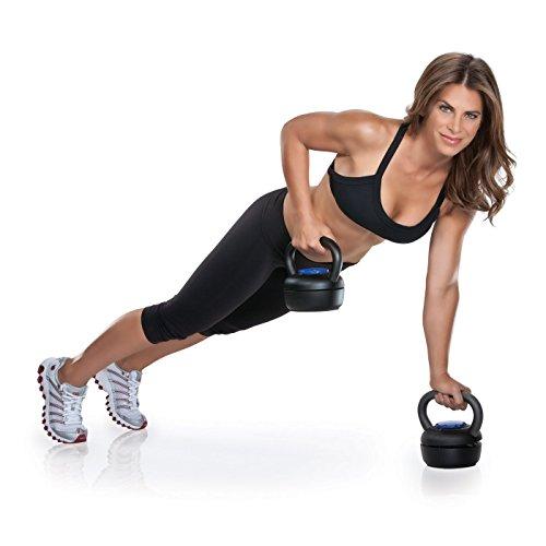 Jillian Michaels Ultimate Kettle Bell Push Up Bars