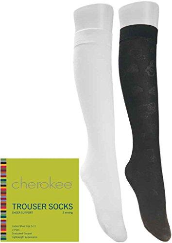 Footwear Cherokee Womens Compression Trouser
