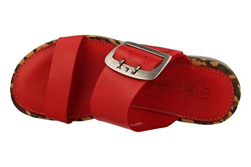 FLY LONDON Sandalia P144205004 Cape 205FLY Rojo Rojo