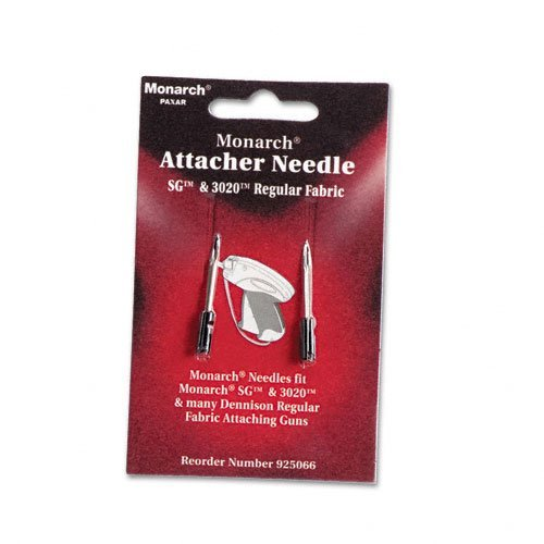 Monarch Needles for SG Tag Attacher Kit, 2 Needles per Pack (925066) by Monarch ()