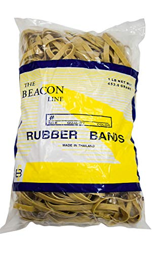 Rubber Bands - Size 64 (3-1/2