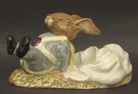Royal Doulton Bunnykins ** Free Fall ** D41
