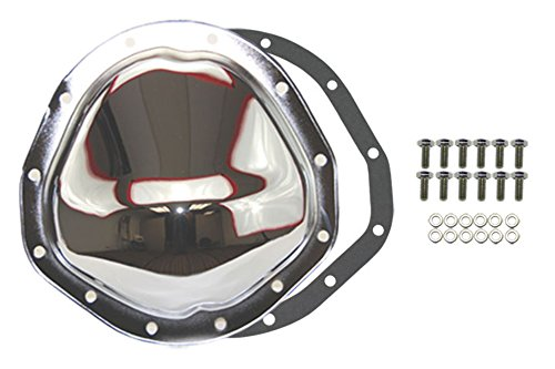 12 Bolt Differential Cover (Chrome Steel Chevy GM 12 Bolt Diff 8.75