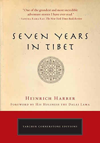 Seven Years in Tibet (Country In Asia And Their Capital City)