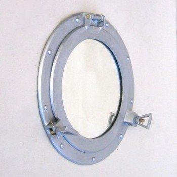 Aluminum Porthole Mirror 12