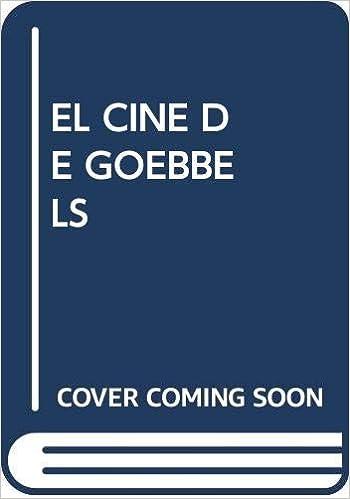 El cine de Goebbels: Amazon.es: Rafael de España: Libros