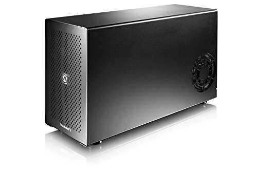 Akitio Node - Thunderbolt3 eGPU for Windows (Now Compatible w/ Thunderbolt3 Mac Running MacOS High Sierra Using AMD Cards)