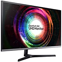 Samsung U32H850UMN Samsung, Desktop Display, 31.5, 3840X2160 Uhd, Quantum Dot, Fully Adj. Stand, Va Panel, Hdmix2/Dp/Minidp/Usb Hub, 3 Year Warranty