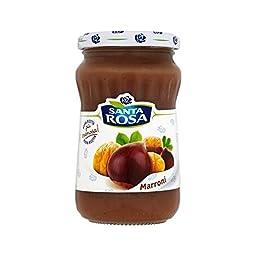 Santa Rosa Sweet Chestnut Cream 350g - Pack of 2