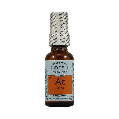 Liddell homéopathique acné Ac 1 once liquide