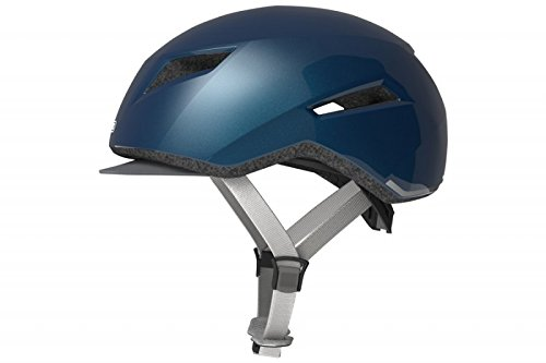 Abus Yadd-I - M - 54-59 Bike Helmet, Midnight Blue, Medium