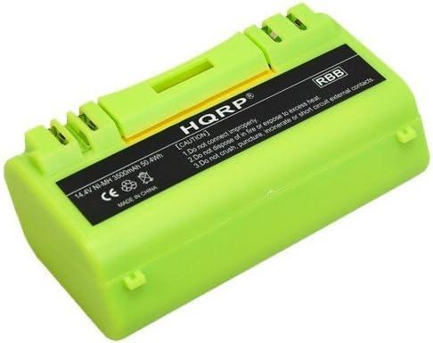 HQRP 3500mAh APS Batería para iRobot Scooba 330, 350, 380, 385 ...
