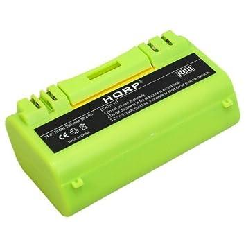 HQRP 3500mAh APS Batería para iRobot Scooba 330, 350, 380, 385, 390