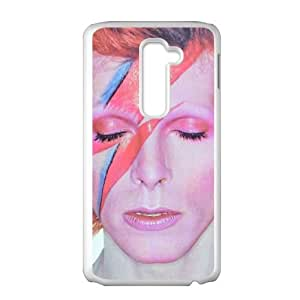 David Bowie LG G2 Cell Phone Case White 218y-881855