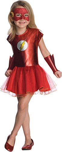 Rubie's Justice League Child's Flash Tutu Dress - Medium