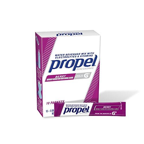 Propel Powder Packets Electrolytes Vitamins