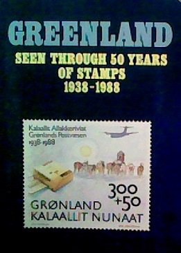 Greenland seen through 50 years of stamps, 1938-1988