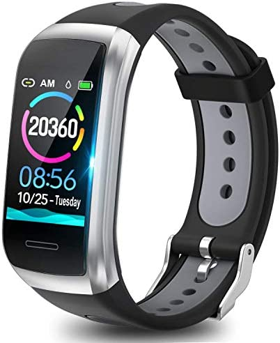 TagoBee Fitness Tracker for Women Men,Activity Tracker Watch with Heart Rate Monitor Watch, IP68 Waterproof Smart Fitness Band with Calorie Step Counter, Pedometer Watch