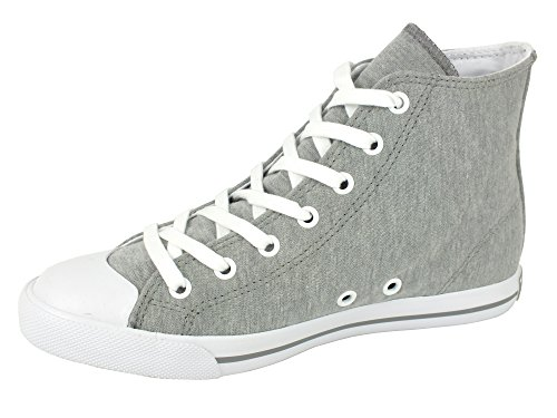 Lacoste zapato mujer L27 clase mid CLS3 SPW gris