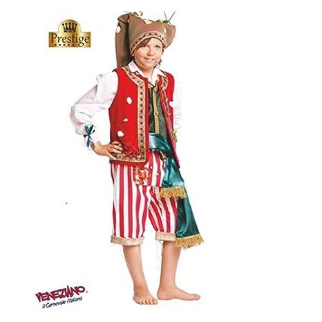 Disfraz vestido vestido disfraz Carnaval niño pescador 50576 anni ...