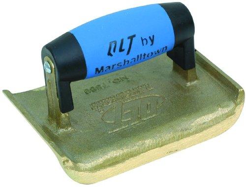 QLT By MARSHALLTOWN 7588 6-Inch by 2-3/4-Inch Bronze Edger