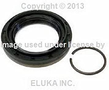 For BMW M5 Shaft Seal w// Lock Ring-Differential Output Shaft 76 X 50 X 10 mm
