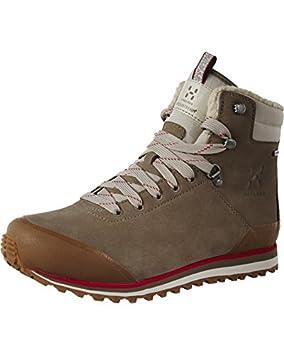 Haglöfs 497140 Calzado Trekking Y Senderismo, Mujer, marrón, 4.5: Amazon.es: Deportes y aire libre