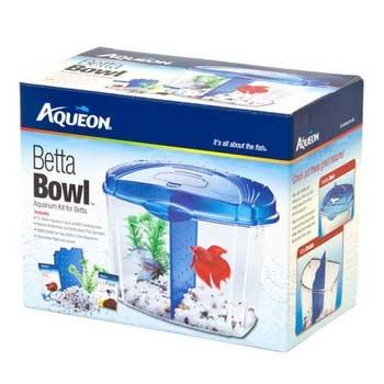 Aqueon 01206 Betta Bowl Starter Kit, My Pet Supplies