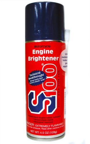 S100 Motorcycle Engine Brightener (Pig Spit Engine Cleaner)
