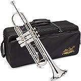 Jean Paul USA Trumpet - Standard, Silver (TR-430S)