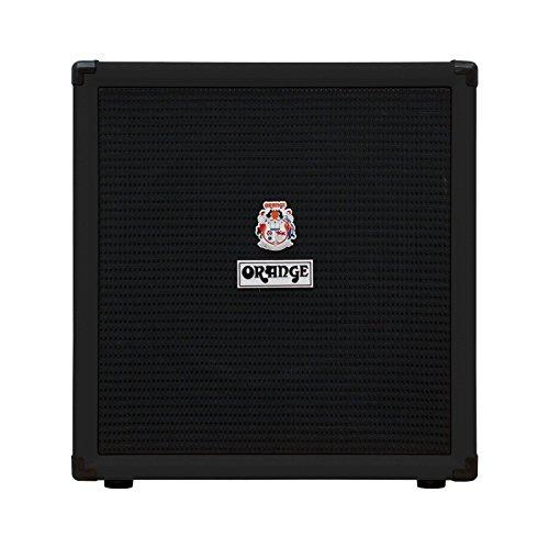 Blk Amp (Orange CRUSH-BASS-100-BLK   100 Watt 15 Inch Bass Amp Combo Black)