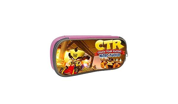 Kart Crash Team Racing Nitro - Estuche con cremallera doble ...