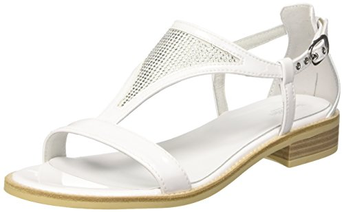 Nero Giardini P717720d - Tacones Mujer Bianco (707)