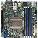PC Hardware : Supermicro X10Sdv-4C+-Tln4F - Motherboard - Mini Itx - Intel Xeon D-1518 -MBD-X10SDV-4C+-TLN4F-O