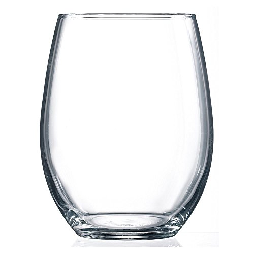 Cardinal Arcoroc Perfection 15 oz Stemless Wine Glass