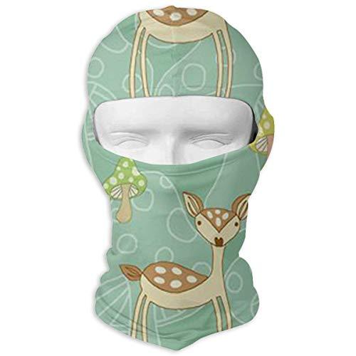 - Game Life Deer Outdoor Cycling Ski Balaclava Mask Sunscreen Hat Windproof Cap