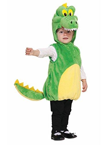 Child Cuddlee Crocodile Costume Toddler size (Baby Crocodile Costume)