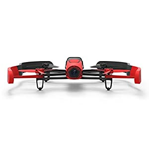 Parrot Bebop Quadcopter Drone - Red-Black (Certified Refurbished) by Parrot
