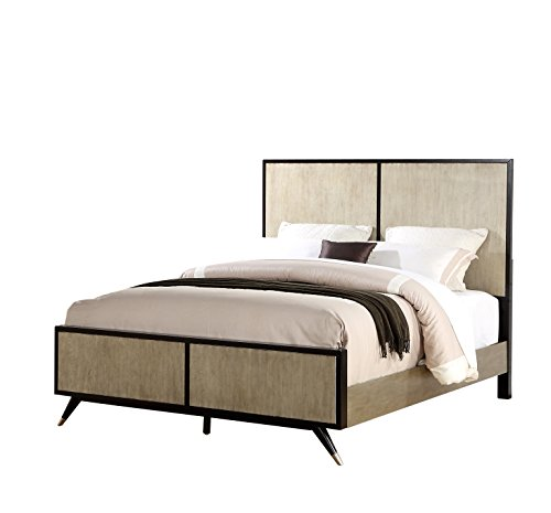 abbyson living avery rk1000020 mid century bed