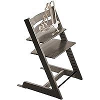 Stokke Tripp Trapp Highchair, Hazy Grey, One Size