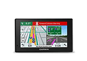 Garmin DriveAssist 51 NA LMT-S w/Lifetime Maps/Traffic, Dash Cam, Camera-assisted Alerts, Lifetime Maps/Traffic,Live Parking, Smart Notifications, Voice Activation