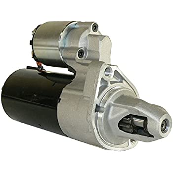 DB Electrical SBO0172 Starter (Chrysler Crossfire, Mercedes C Class 01 02 03 04 05 06 07 08 09, CLK, E, ML, R, S, SLK)