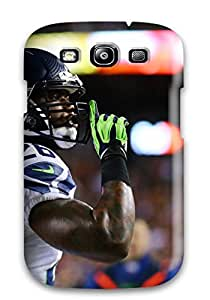 Hot Design Premium WvtzpTs3365pOltE Tpu Case Cover Galaxy S3 Protection Case(seattleeahawks )
