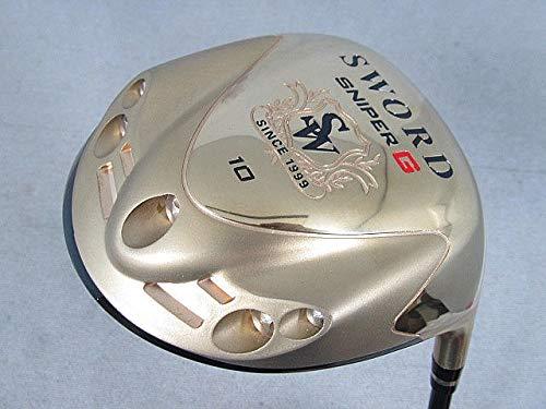 【中古品】カタナゴルフ ドライバー SWORD スナイパー G ドライバー 2012 ツアーAD VD 1W B07MY8RQW6