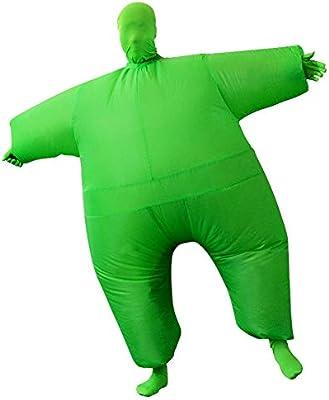 LTSWEET Disfraz de Sumo Hinchable Traje de Adulto de Sumo Inflable ...