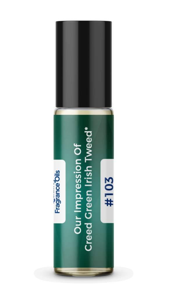 Quality Fragrance Oils' Impression of Creed Green Irish Tweed (10ml Roll On)